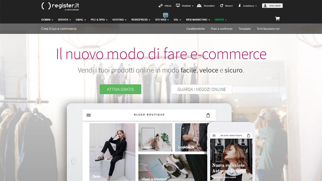 creare engagment con un sito e-commerce