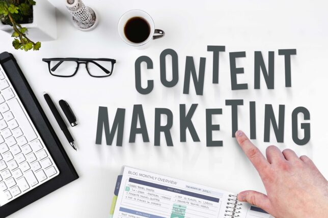content marketing e contenuti